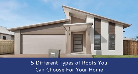 Types Roofs When You Need A New Roof There Are Several