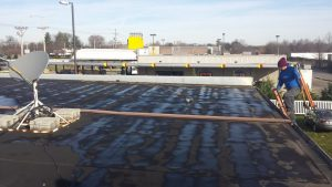 commercial roofing installation, Dowell Roofing, Murfreesboro Roofers