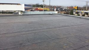 commercial roof tar paper, Dowell Roofing, Murfreesboro Roofers
