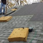 laying shingles, Dowell Roofing, Murfreesboro Roofers