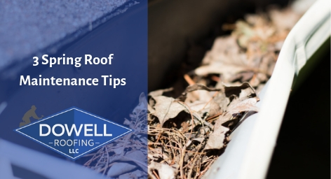 clogged gutters, Dowell Roofing, Murfreesboro Roofers